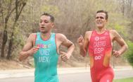 Triatletas nacionales logran pase a Tokio 2021 en la Copa Mundial de Triatlón en Oaxaca