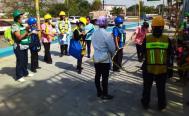 Autoridades de Oaxaca invitan a participar en el Primer Simulacro Nacional 2021