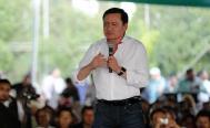 Comparece ante FGR Osorio Chong, exsecretario de Gobernación de EPN, por hechos de Nochixtlán