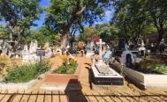 Cierran el panteón de Salina Cruz, Oaxaca, por un repunte de contagios de Covid-19