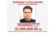 ¿Quién es José Antonio Vera, el quinto agresor de María Elena Ríos por quien ofrecen recompensa de 1 mdp?