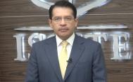 Se destapa Luis Antonio Ramírez, director general del ISSSTE, para buscar candidatura al gobierno de Oaxaca