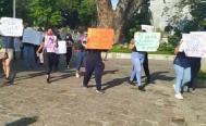 Con Marcha del Hartazgo, exigen justicia para Giselle y mujeres asesinadas en Tuxtepec