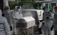 Alerta en Salina Cruz, en el Istmo de Oaxaca, ante aumento de muertes por tercera ola de Covid-19