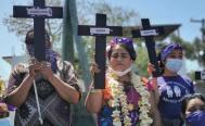 Violencia feminicida no de tregua en el Istmo de Oaxaca; han asesinado a 116 mujeres desde 2016
