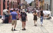 Arranca Oaxaca semáforo amarillo con mil 291 casos activos de Covid-19 y 44.3% de ocupación hospitalaria