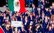 Tokio 2020. Deslumbran uniformes de México, con bordados zapotecos de Oaxaca, en Juegos Olímpicos