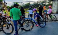 """Costará casi un millón de pesos por kilómetro """"Bici Ruta"""" de la ciudad de Oaxaca; """"es excesivo"""", aseguran"""