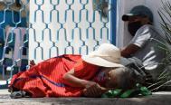 Autoridades inician protocolo de retorno de familias triquis desplazadas de Tierra Blanca Copala