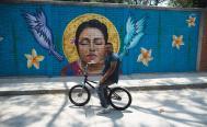 """""""Suarte"""", artista urbano oaxaqueño, pierde la lucha contra el Covid-19"""