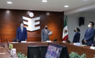 Arranca proceso electoral para  elegir gobernador de Oaxaca; desea Murat que sea una fiesta democrática