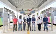 ¿Listo para subirte? CityBus arranca operaciones de Pueblo Nuevo a Volcanes, en la ciudad de Oaxaca