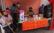 Ante falta de ayuda de gobierno, recolectan  víveres y para afectados por inundaciones en Juchitán, Oaxaca
