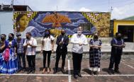 Inaugura embajador de Canadá Encuentros Indígenas 2021 en Oaxaca; evita hablar sobre AMLO y la OEA