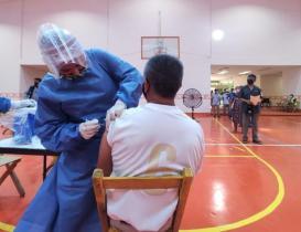 Más de 15 mil trabajadores de la educación recibirán dosis antiCovid en el Istmo de Oaxaca