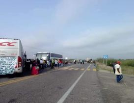 Entre protestas, realizan en Atempa, Oaxaca, asamblea consultiva sobre parque industrial del Interoceánico