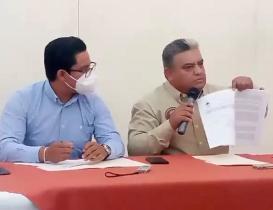 Exdiputado federal del PRD impugna candidatura de Morena a la capital de Oaxaca; exige conocer encuesta