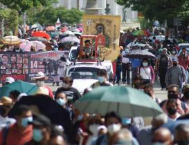 Magisterio exige cárcel a Ulises Ruiz, a 15 años del desalojo que inició el conflicto de 2006 en Oaxaca