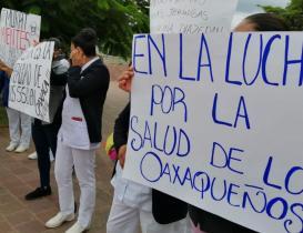 Costo de nómina de los Servicios de Salud de Oaxaca creció 125.9%  en 4 años; rebasa los 5.3 mil mdp