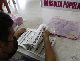 Con 10.31% del padrón electoral, Oaxaca se cuela al top 5 de estados con más participación en consulta