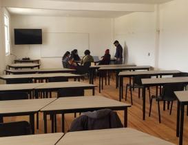 Abre puertas el Centro Ayuujk UNAM en San Pedro y San Pablo Ayutla, el primero en la región Mixe