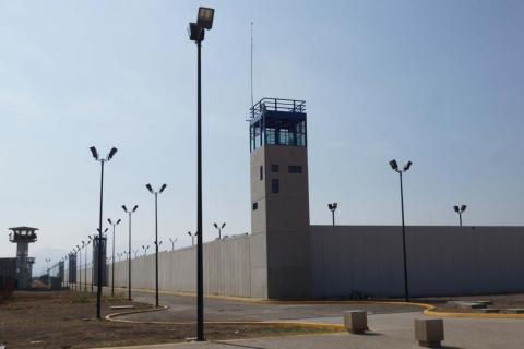 Sin uso, reclusorio que costó más de 4 mil mdp