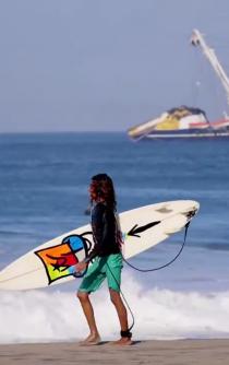 Muere ahogado joven surfista oaxaqueño en Zihuatanejo