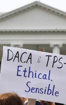 """Lamenta México cancelación de DACA en EU; ofrece apoyo a """"dreamers"""""""