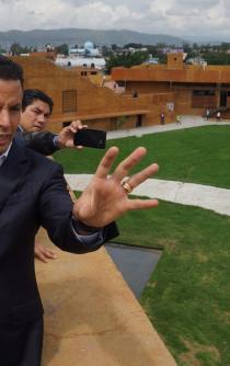 Concluyen Centro de Convenciones de Oaxaca; lo inaugurará EPN