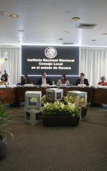 Advierte INE riesgo por inconformidad social y descrédito de instituciones