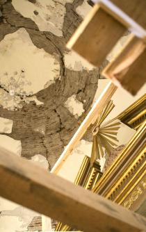 Restauración de templos en Istmo coadyuvará a recuperar cotidianidad