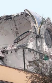 Cultura tendrá menos presupuesto ante una reconstrucción monumental