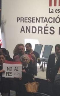 Protesta Elena Poniatowska contra alianza de AMLO y Encuentro Social