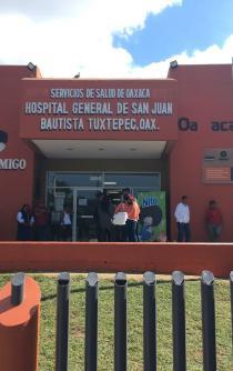 Concluye año sin inversión para el sector salud en la Cuenca
