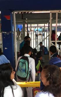 Para terminar ciclo, va Sección 22 por recuperación de escuelas en Cuenca