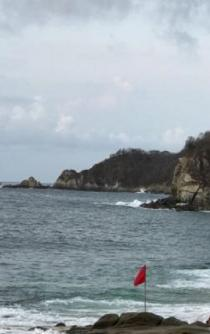 Desaparece embarcación tiburonera con tres tripulantes en Costa de Oaxaca