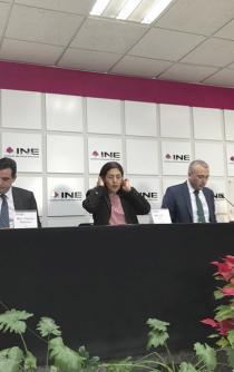 INE investiga fraude en firmas de independientes