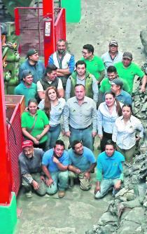 En México, crean impermeabilizante con llantas usadas