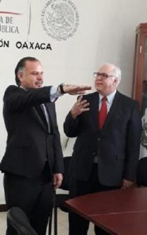Rechaza Sección 22 designación de Cervantes Ayala como delegado de la SEP