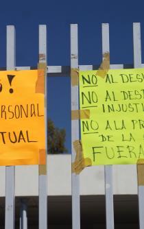 Conflicto en salud de Oaxaca genera 14 quejas ante DDHPO