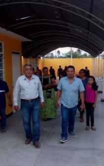 Al 75% reconstrucción de escuelas en Juchitán, asegura gobierno