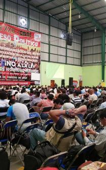 Orientará CNTE voto a favor de AMLO en Oaxaca