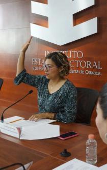 Comisión de Género del IEEPCO reporta sólo una actividad en seis meses