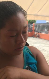 Mujer embarazada insiste en atención en Tuxtepec; aún no es tiempo, dicen