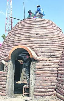 Panales, casas como de película en el Istmo