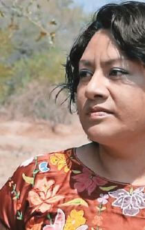 Erotismo en zapoteco, de la pluma de Irma Pineda