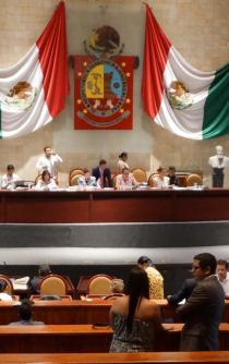 Desecha 63 Legislatura creación de Fiscalía para atención de feminicidios en Oaxaca
