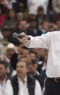 Acusa Meade a AMLO de alimentar la intolerancia en la CNTE
