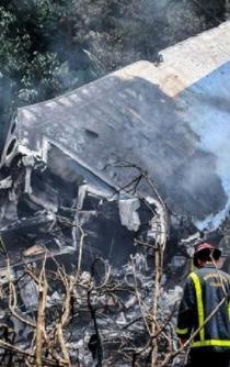 Muere una de las tres sobrevivientes del accidente aéreo de Cuba