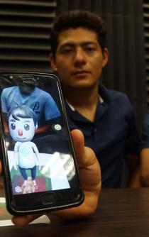 Jóvenes en Oaxaca crean app 3D útil para enseñanza